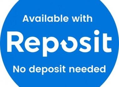 Reposit Circle Logo - Green